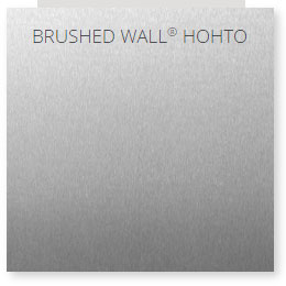 Brushed Wall® Hohto