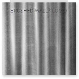 Brushed Wall® Lumo